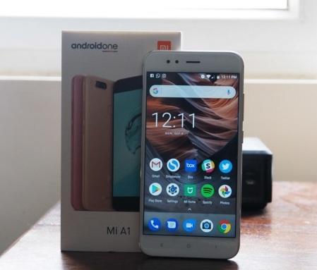 Review HP Xiaomi Mi A1 Terbaru Tahun 2017, Harga dan Spesifikasi, Layar 5.5 Inchi, Finger Print Sensor