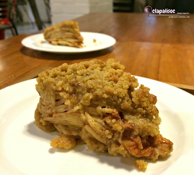 Apple Pie from Hai Chix and Steaks Green Hills