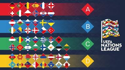 اهم مباريات اليوم في بطولة دوري الامم الاوروبية 13\10\2018 .