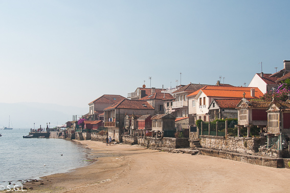 Combarro en Galicia. 17 lugares para descubrir España