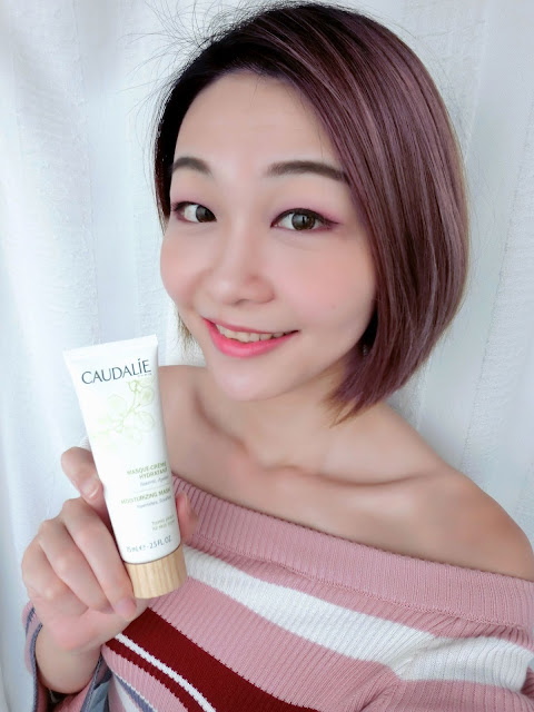 GrapePower, CleanBeauty, GrapeBeauty, CaudalieHK, skincare, mask, 天然的皇后水, 轉季必備, beautytips, bblogger, beautyblogger, kol, lovecath, catherine, 夏沫