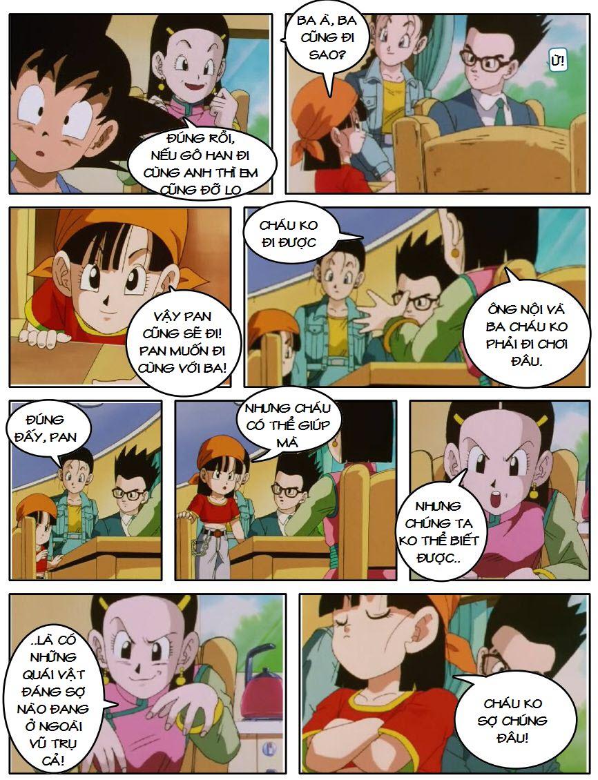 Dragon Ball GT chap 4 - Trang 13