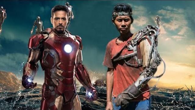 Ini Sanggahan Tawan Sang 'Iron Man' Bali Setelah Tangan Robotnya Disebut Hoax di Media Sosial
