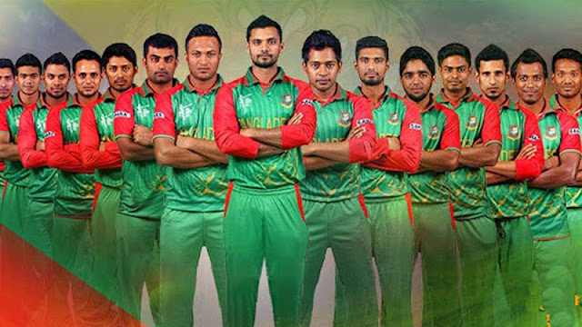 WC 2019 Bangladesh Team Squad