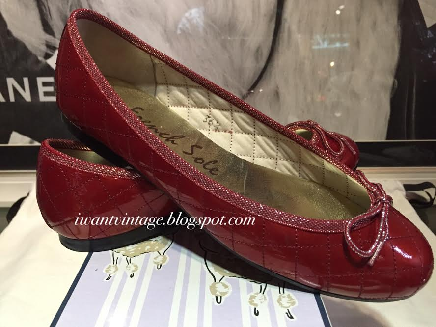 90fbe7093e03a I Want Vintage | Vintage Designer Handbags: French Sole Henrietta ...