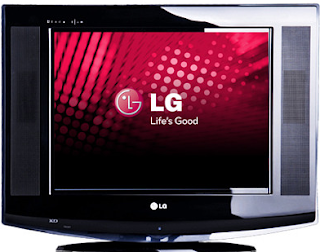 service mode tv LG