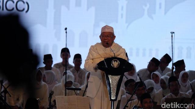 Ketua Umum MUI: Jokowi Presiden yang Sering Silaturahmi ke Ulama-Habaib