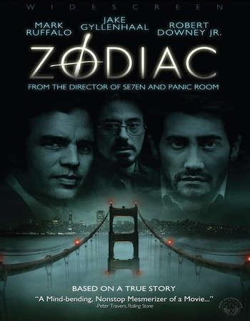 Zodiac 2007 Hindi Dual Audio 700MB BluRay 720p HEVC
