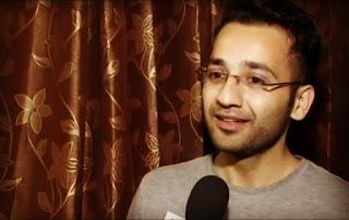 UPSC তৃতীয় স্থানকারী জুনেদ আহমেদ
