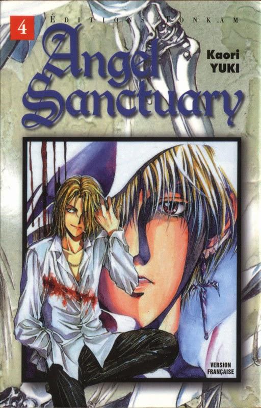 Angel Sanctuary Folge 4