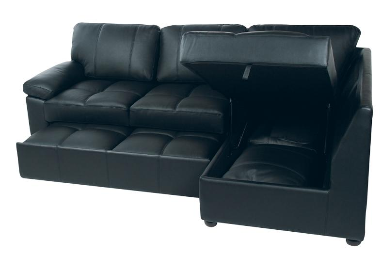 Modern Convertible Sofa With Pull Out Bed Make A Slipcover Click Clack | Chair Leather ...