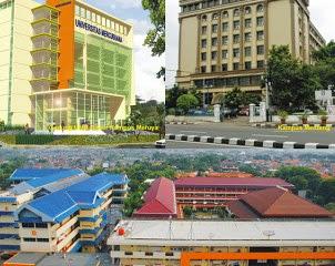 Info Pendaftaran Mahasiswa Baru Kampus Universitas Mercu Buana 2018-2019