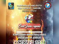Paskibra Elang Putih SMA Negeri 1 Bangil Proudly Present East Java