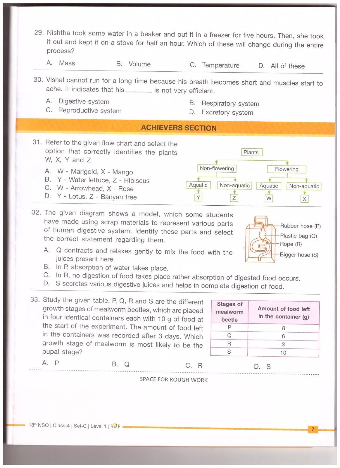 nso stage 2 class 8 Nso 2015 – 2016 sample papers for 2nd level is given below nso sample papers – second level nso 2nd level sample papers – class 1 nso 2nd level sample papers – class 2.