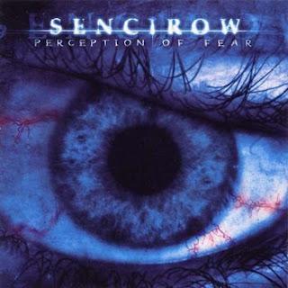 Pochette de l'album Sencirow - Perception of Fear