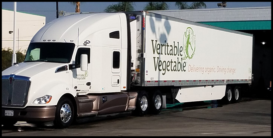 Veritable Vegetable Kenworth T680