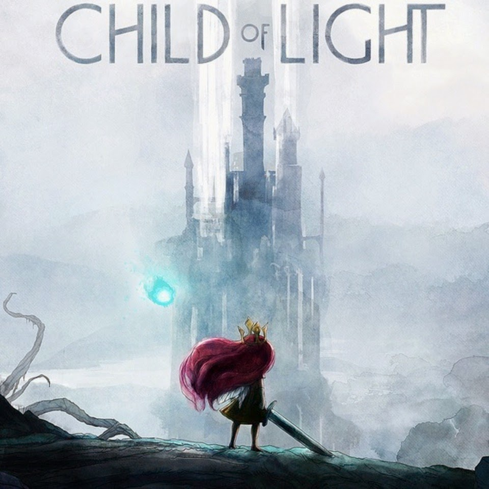 Child Of Light Xbox One Child of Light Unveils Visually Striking New Trailer ...