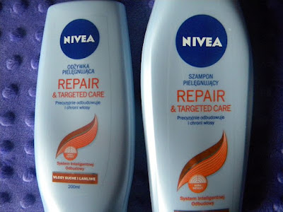 NIVEA REPAIR&TARGETED CARE - RECENZJA.