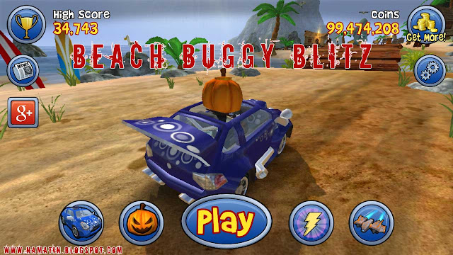 Cheat Beach Buggy Blitz Unlimited Koin