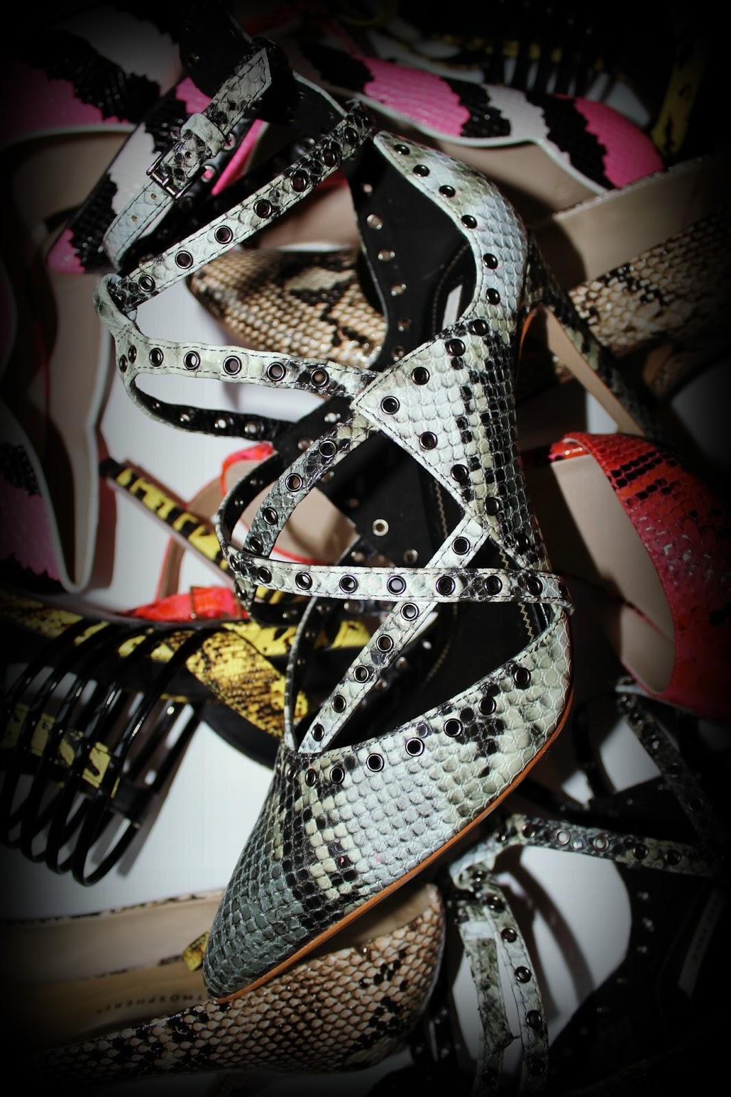 36157a10e8d Zara - printed Wraparound High Heels
