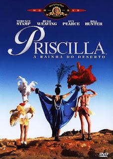 Priscilla, A Rainha do Deserto - BDRip Dual Áudio