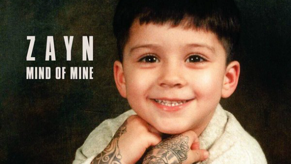 "Zayn Malik lanza oficialmente su álbum debut, ""Mind of Mine""."