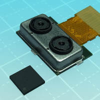 Toshiba announces dual 5MP camera module with stereo-3D photos and digital focus