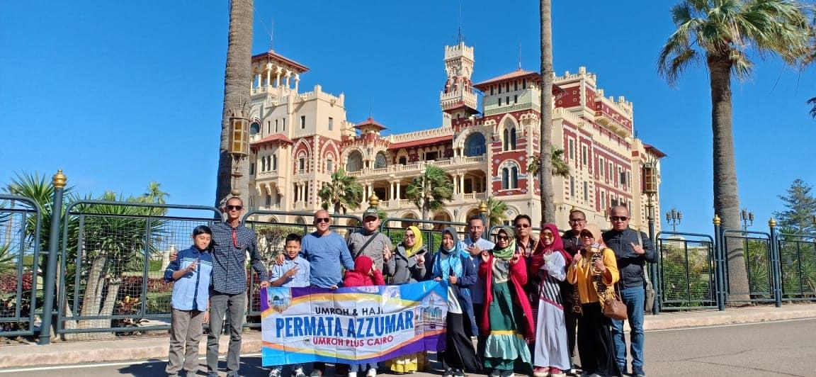 Galeri Program Umroh Plus Cairo Permata Azzumar