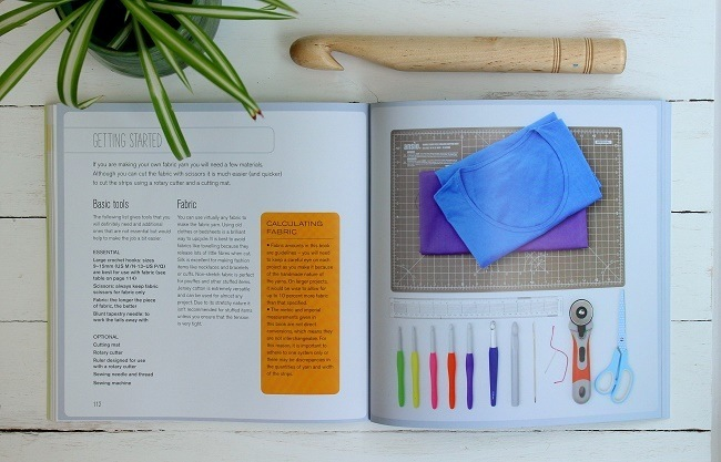 Two new crochet books reviewed: