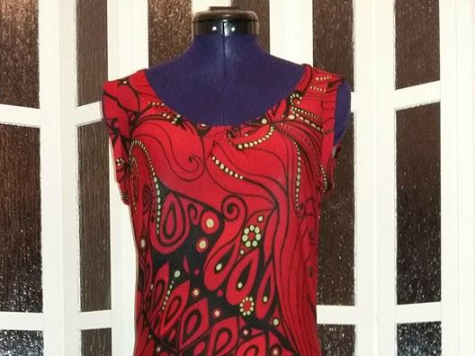 Räätälöity mekko - Tailor-made dress