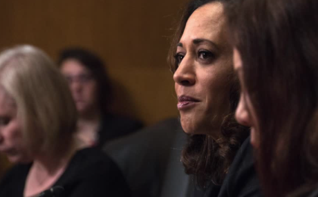 Kamala Harris Positions Herself for a White House Run