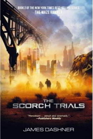 The Scorch Trials PDF Karya James Dashner