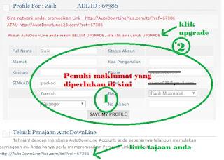 Cara Daftar Tone Excel Online Autodownline