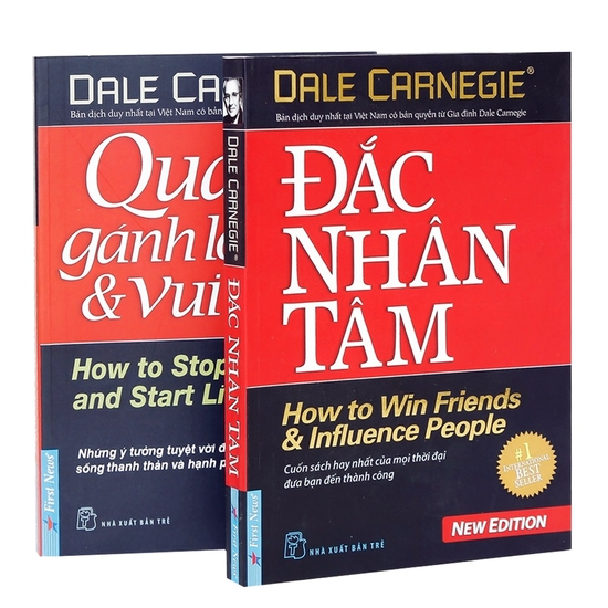 Ebook Đắc Nhân Tâm - How To Win Friends and Influence People