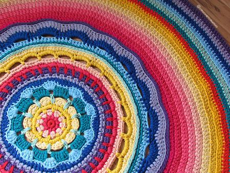 Crochet Criativo - Tapete Mandala