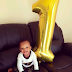 Wizkid's 2nd Son, King Ayo, Marks His 1st Birthday