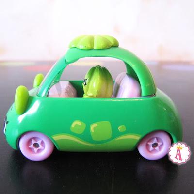Шопкинс машинка мишка с желе Кьюти Карс сезон 1