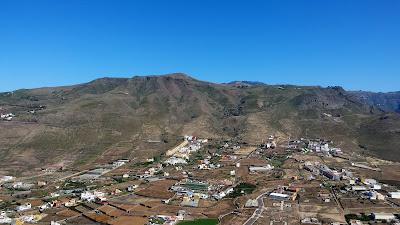 Vistas desde el Monte Amagro