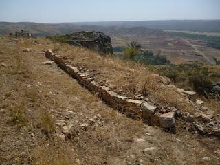 Sección de muralla
