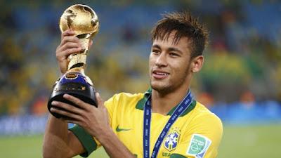Neymar Junior Futbolista Brasileño