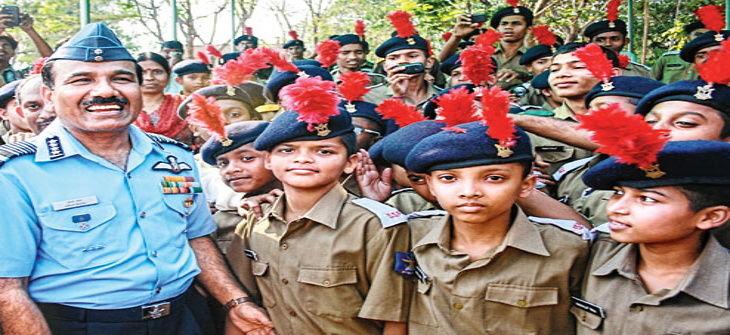 Jhabua News-सैनिक स्कूल में प्रवेश के लिये 10 अक्टूबर तक आवेदन आमंत्रित