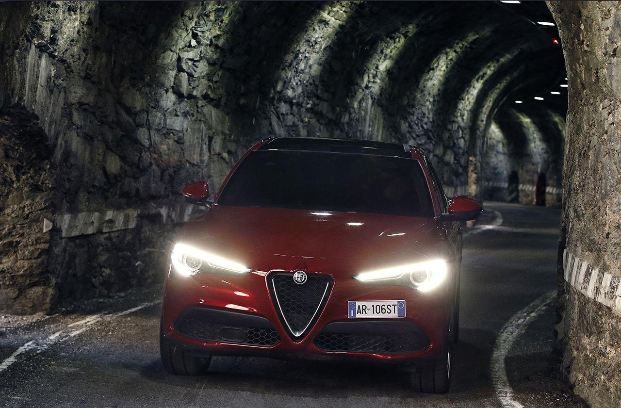 In Arrivo Alfa Romeo Stelvio E Giulia Ibride E Plug In