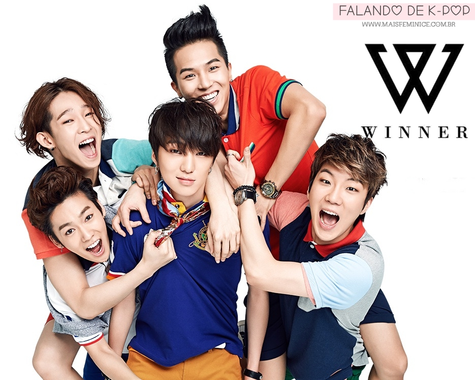 [Falando de K-Pop] grupo Winner - 위너