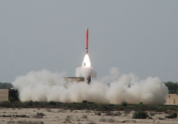 Rudal Hatf-VII Pakistan