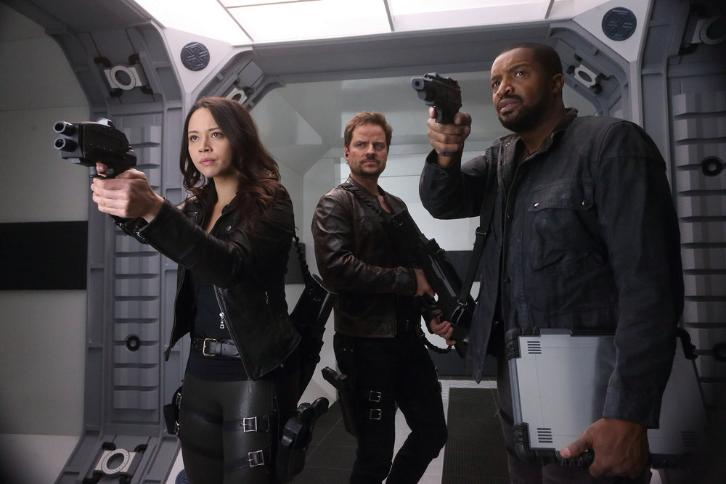 Dark Matter - Episodes 3.01 - 3.02 - Promotional Photos & Synopsis *Updated 4th June 2017*