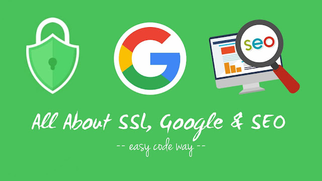 All about SSL, Google and SEO