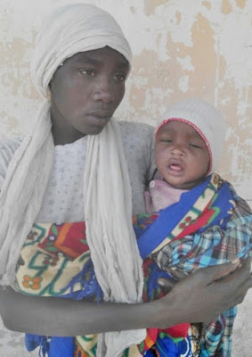Another Chibok Girl, Rakiya Abubakar and Her Baby Rescued Near Sambisa