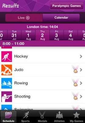 Watch London Olympics 2012 Online and Mobile Apps