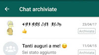 Archiviare chat in Whatsapp e dove vedere le archiviate su Android e iPhone