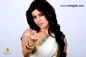 I never go first day First Show – Samantha